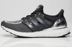 A closer look at the upcoming adidas Ultra Boost silver medal edition is showcased, as it'll join alongside the gold and bronze iterations which celebrates the 2016 Summer Olympics in Rio de Janeiro,