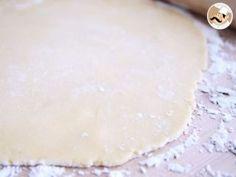 Massa Quebrada Caseira em 15 minutos (uso margarina com alto teor de gordura: Quality  com sal e daí ponho só uma pitada de sal -Eliane )