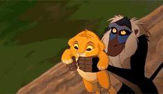 Disney what if! What if Simba........