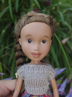 Tree Change Doll 15 OOAK repainted restyled by TreeChangeDolls