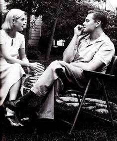Kate and Leonardo