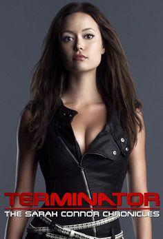 Terminator: The Sarah Connor Cronicles Sf Movies, Movie Tv, Summer Glau Terminator, Cyborg Girl, Terminator Movies, Divas, Cinema Tv, Sci Fi Shows, Sci Fi Tv
