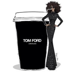 Tom Ford Latte