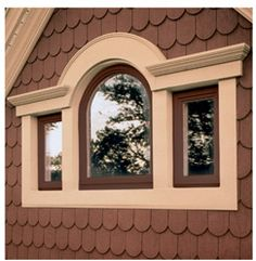 Prism by Simonton / Norandex. Simonton Windows & Doors / Norandex Building Materials Distribution, Inc. House Color Schemes, House Colors, Color Combinations Home, Window Manufacturers, Vinyl Replacement Windows, Energy Efficient Windows, Renovation Budget, Ranch Remodel, Brick Colors