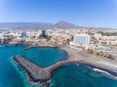 Playas del sur, Tenerife, Islas Canarias // Beaches in the south, Tenerife, Cana. - Must-see Tenerife - Urlaub Tenerife, Canario, Canary Islands, River, Adventure, Beaches, Outdoor, Inspiration, South Beach
