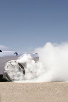 ♂ Car Burnout