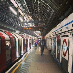 Victoria London Underground Station en London, Greater London