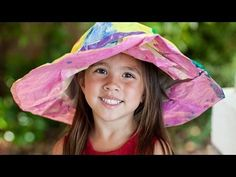 How to Make PAPER HATS!