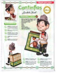 Cantiflas Lulú Mendoza
