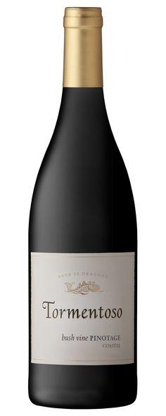 #Tormentoso Bush Vine Pinotage - South Africa #wine