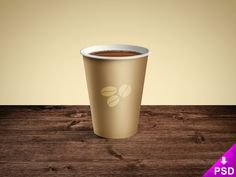This is the FREE Coffee Cup Mockup by Barin Cristian. It's a PSD file that can be customised to your own design. It's available for both personal and commercial use. Free Graphics, Paper Texture, Mockup, Coffee Cups, Graphic Design, Free Photoshop, Design Tutorials, Fonts, Commercial