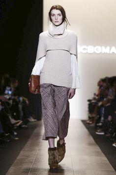 BCBG Max Azria Ready To Wear Fall Winter 2015 New York