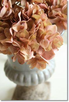 紫陽花造花アルトハイドレンジア(カプチーノ)【造花・アートフラワー】