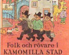 barnböcker -