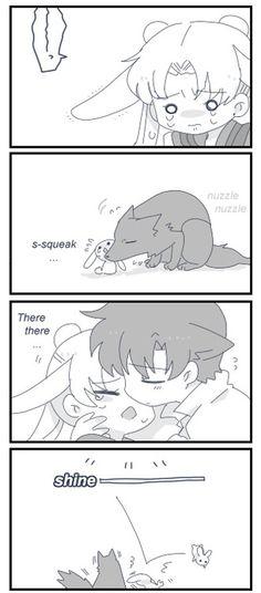 Sailor Scribbles: Little Bunny 04