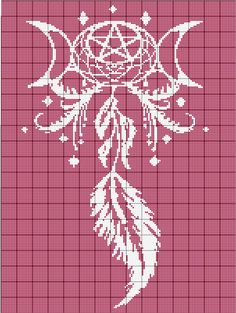 Dream Catcher Afghan Chart Updated