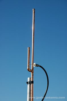 2 Meter Amateur Radio J-Pole Antenna - Antennas Car Phone Mount, Car Mount, Radio Band, Dipole Antenna, Dashboard Car, Ham Radio Antenna, Copper Tubing, Phone Holder, Police Radio