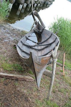 Haithabu - boat