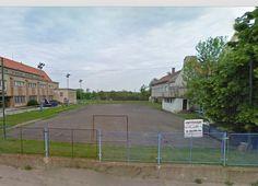 Esto era nuestro campo, donde jugaba el futbol con mis amigos.