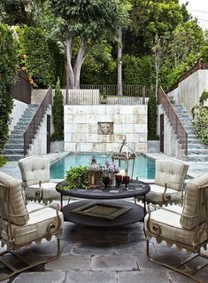 50 Stunning Outdoor Living Spaces - Style Estate - http://blog.styleestate.com/style-estate-blog/50-stunning-outdoor-living-spaces.html