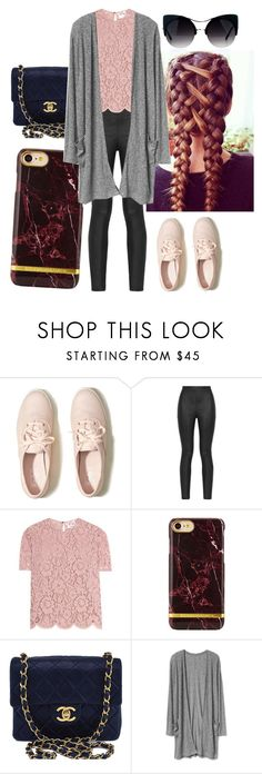 """""""Untitled #360"""" by lydia-n-radford on Polyvore featuring Hollister Co., Armani Jeans, Valentino and Chanel"""
