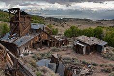 Chemung Mine, California.
