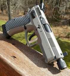 Let there be....light toned Urban Grey CZs. @czusafirearms