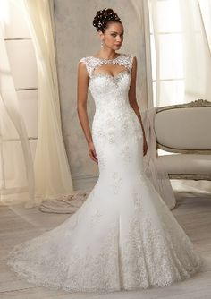 ANGELINA FACCENDA Spring 2014 Collection, Style 1285 #BestForBride