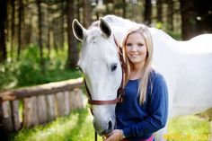 pictures of senior with horse - Bing Images