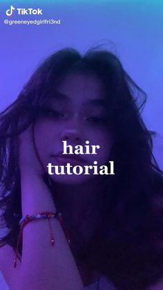 Hair Tips Video, Hair Videos, Makeup Videos, Hair Inspo, Hair Inspiration, Medium Hair Styles, Curly Hair Styles, Wavy Hair Care, Hair Color Streaks