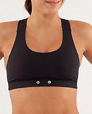 eb77621fbce49 Lululemon Sports bra with heart rate monitor!! If anyone else has an  arrhythmia