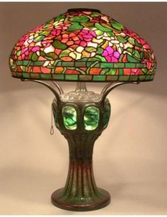 17 Best images about Tiffany Lamps