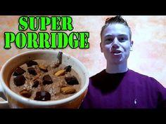 PORRIDGE al CIOCCOLATO e burro d'arachidi - YouTube