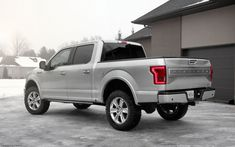My 2015 Lifted Platinum - Ford Forum - Community of Ford Truck Fans 4x4 Ford Ranger, 2020 Ford Ranger, Diesel Pickup Trucks, Ram Trucks, Ford F150 Xlt, Classic Car Insurance, Lifted Ford, Cool Trucks, Fast Cars