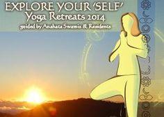 Explore Your 'Self' - Yogic Lifestyle Retreats at Tasman AUK New Zealand