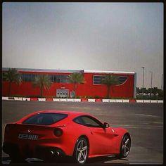 The stunning F12berlinetta