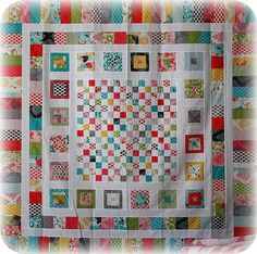Sooo not surprised this is a Red Pepper Quilt!