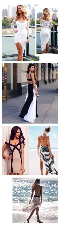 Outfits for your next night out on the town Locolites ;)