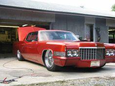 1970 Cadillac Coupe Deville