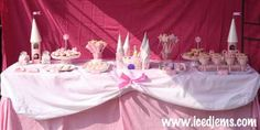 Pink Princess / Tangled Birthday Party Ideas | Photo 5 of 14