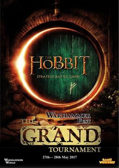 The event pack for The Hobbit™ Strategy Battle Game Grand Tournament 2017 at Warhammer Fest is now available!  If two days of gaming, and access to Warhammer Fest too, sounds like something you want to get involved in, find out more and get your ticket now!  Find out more here: https://warhammerworld.games-workshop.com/the-hobbit-strategy-battle-game-grand-tournament-2017-at-warhammer-fest/ #fashion #style #stylish #love #me #cute #photooftheday #nails #hair #beauty #beautiful #design #model…