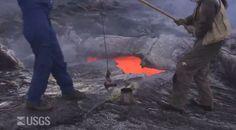 Kilauea Summit Lava Lake Overflows, But Poses No Real Threat to Hawaii.