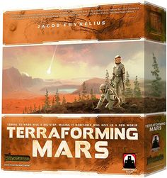 Rebel Gra planszowa Terraformacja Marsa Edycja Gra Roku w Hulahop. Board Games For Couples, Fun Board Games, Couple Games, Management Games, Resource Management, World Government, Types Of Resources, Greenhouse Gases, Best Games