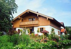 Isartaler Holzhaus - Holzhaus in Mitten der Natur