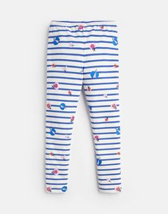 DEEDEE JERSEY PRINTED LEGGINGS 1-6yr Joules Girls, Joules Uk, Rain Collection, Boot Socks, Baby Accessories, Printed Leggings, Outfit Sets, Bugs, Chelsea Boots