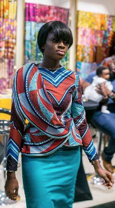 Stylista Ghana for Vlisco 2017