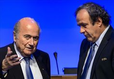 FIFA rejects Blatter, Platini appeals against suspension - http://www.77evenbusiness.com/fifa-rejects-blatter-platini-appeals-against-suspension/