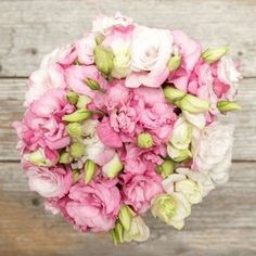 Flower Delivery - Send Flowers - The Bouqs Co. Lisianthus Flowers, Purple Carnations, Blue Flowers, Happy Birthday Flower, Christmas Gifts For Wife, Pink Bouquet, Send Flowers, Perfect Pink, Flower Delivery