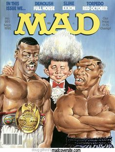 MAD Issue #297 September, 1990