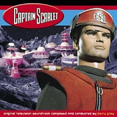 Images for Barry Gray - Captain Scarlet Best Series, Tv Series, Midnight Radio, Sci Fi Tv, Kids Tv, Classic Tv, Soundtrack, Favorite Tv Shows, Captain Hat